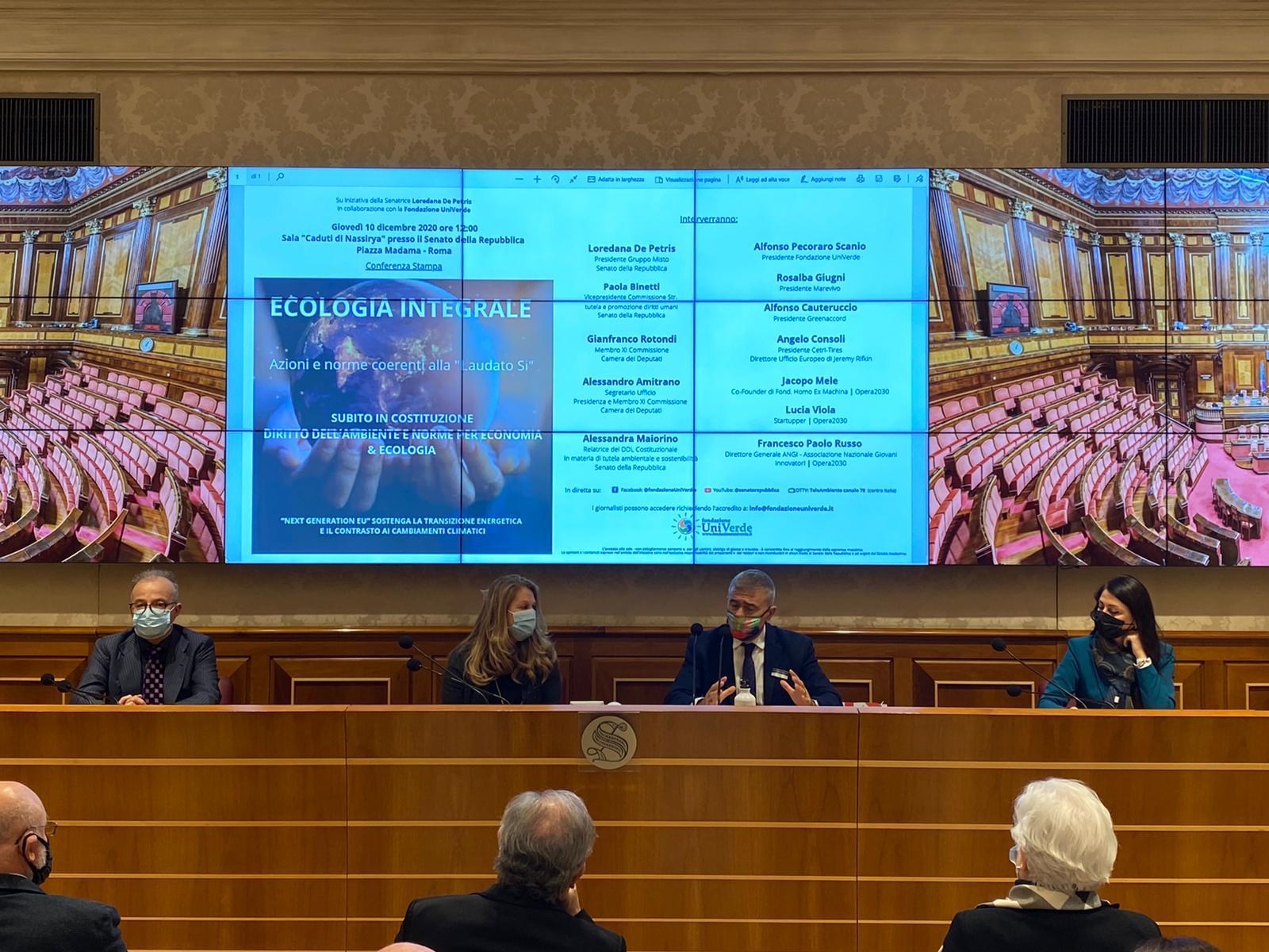 intergruppo di parlamentari pecoraro scanio
