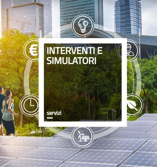 piattaforma interventi e simulatori GSe