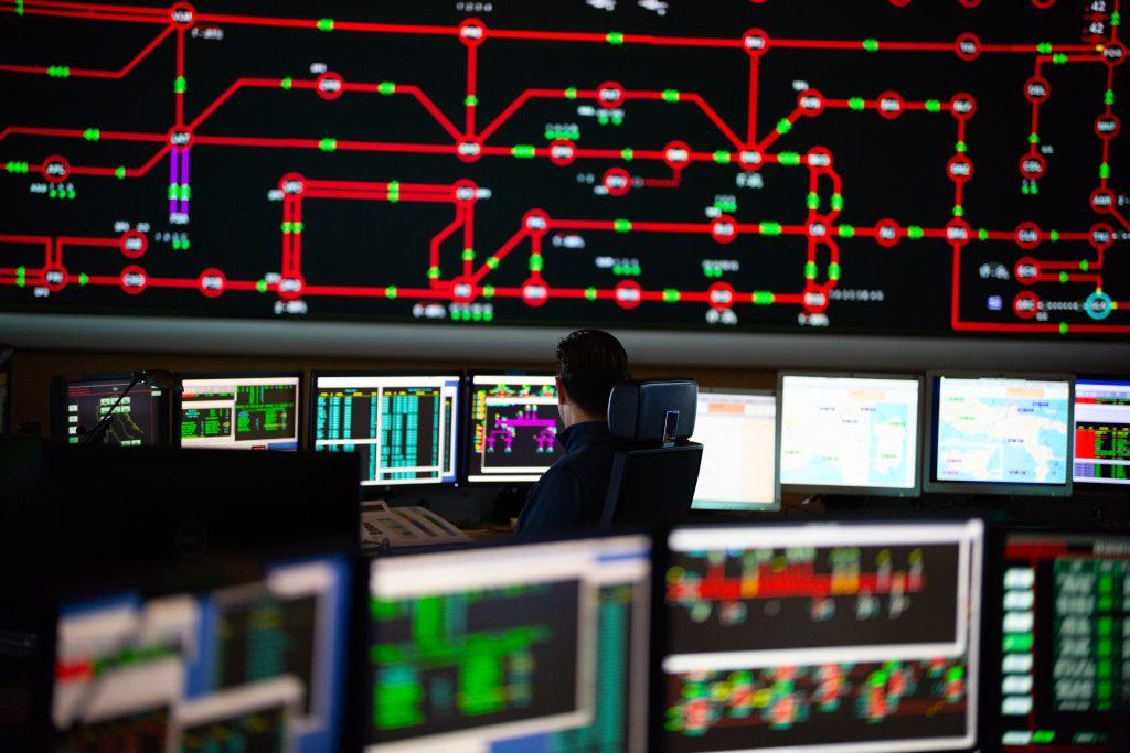 centro controllo rete terna
