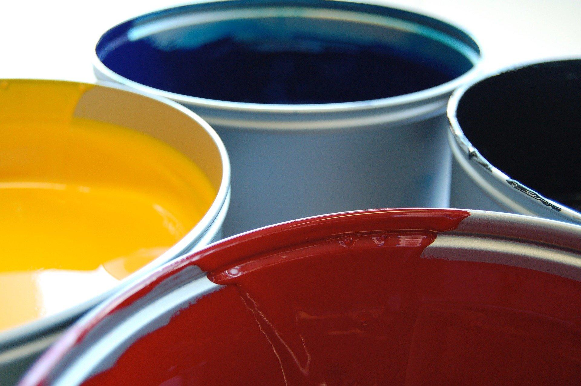 vernice colore efficienza
