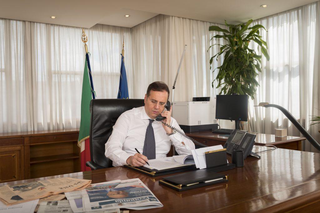 presidente Rustichelli Agcm