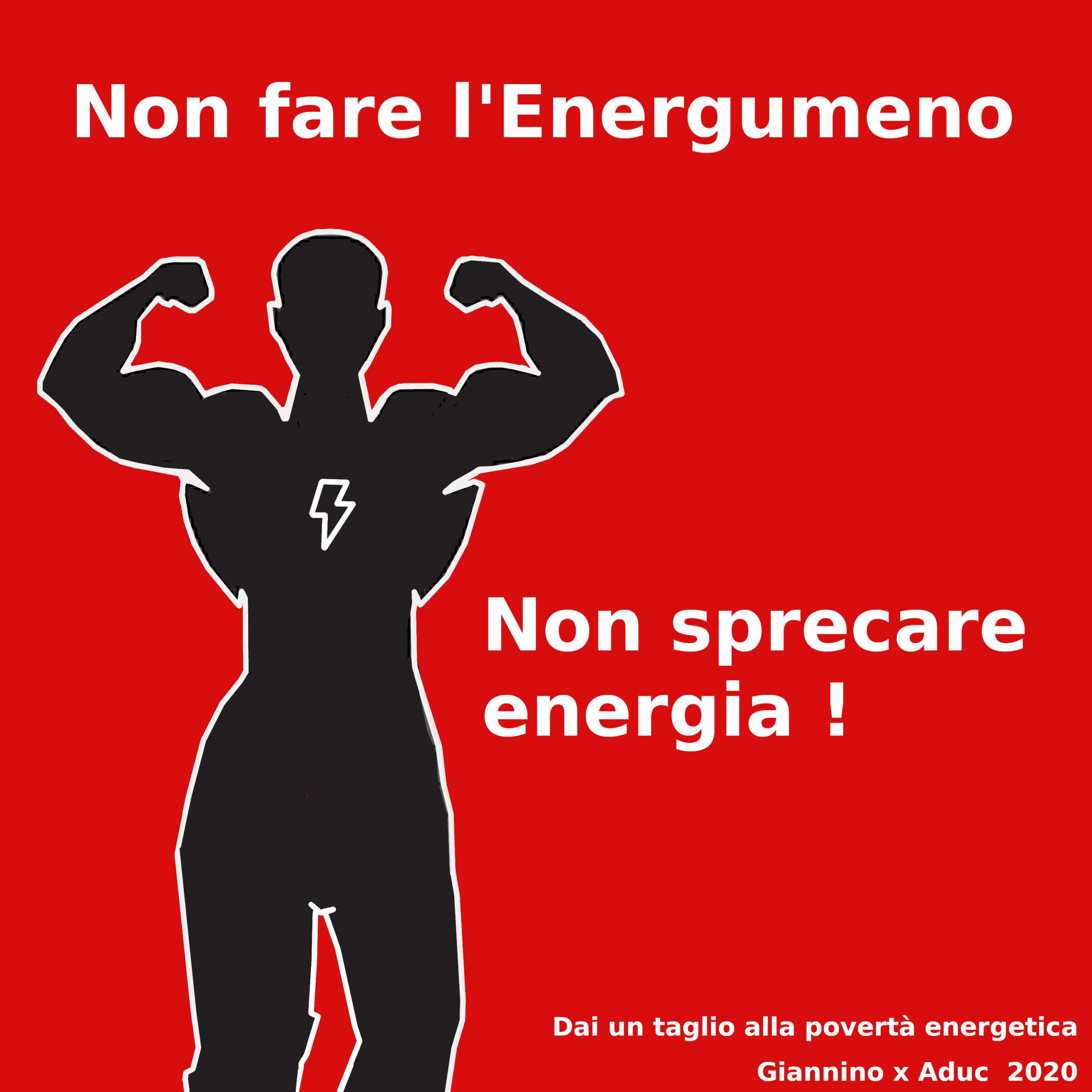 """""""Energumeno"""" opera di Gian Luigi Corinto"""