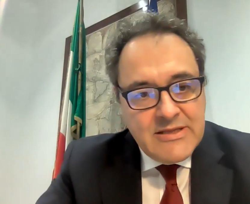 Stefano Besseghini, Arera