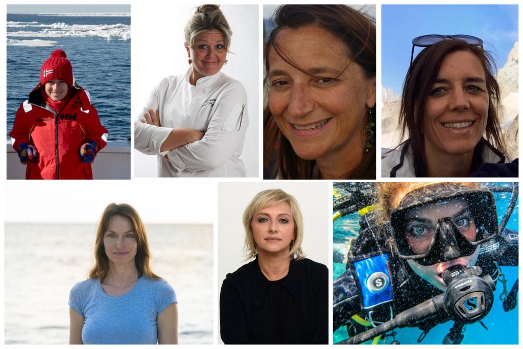 Donne di mare