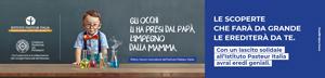 PASTEUR Campagna Lasciti MELA  Canale Energia Banner EXE 300x72