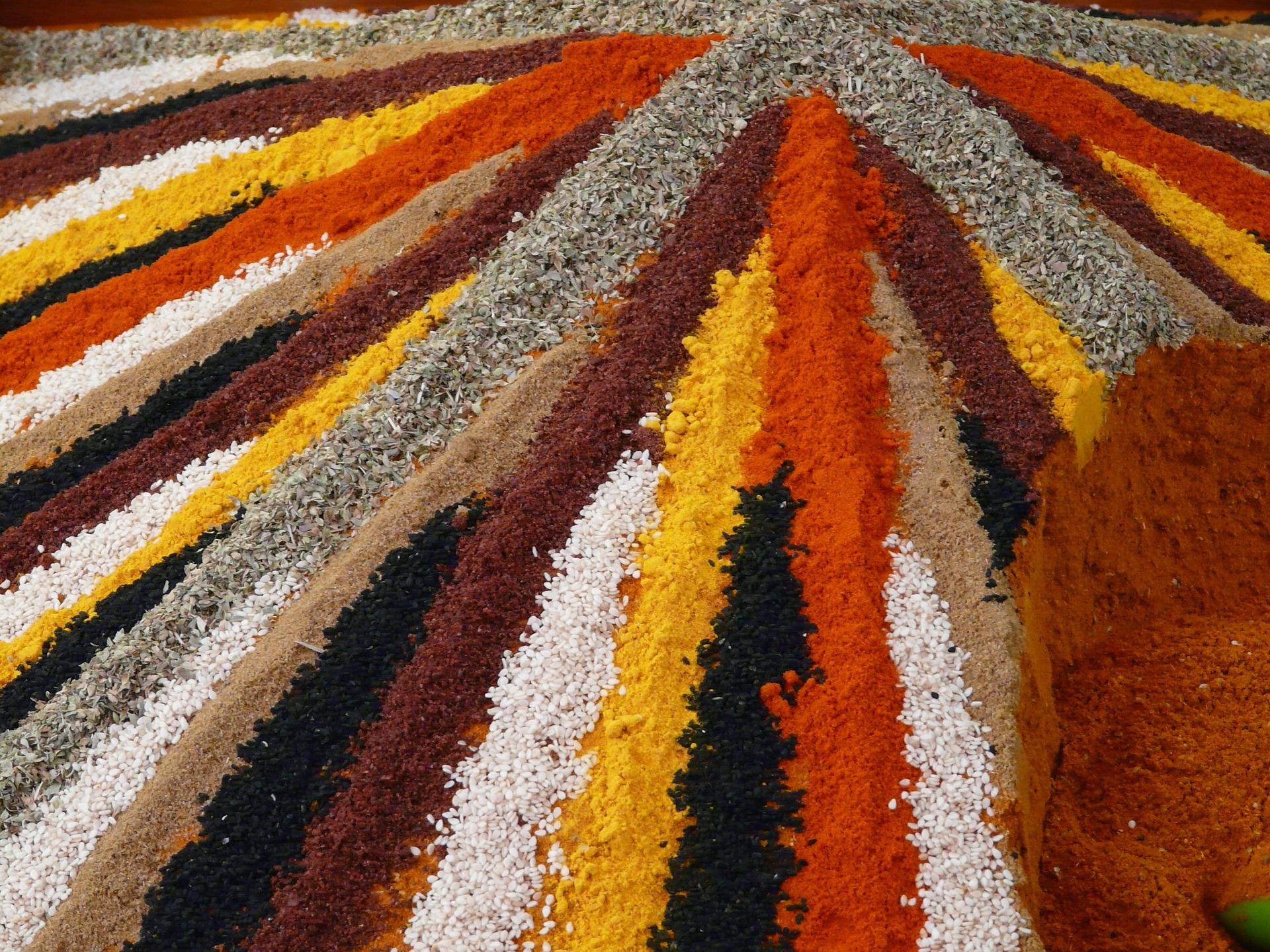terre rare colori