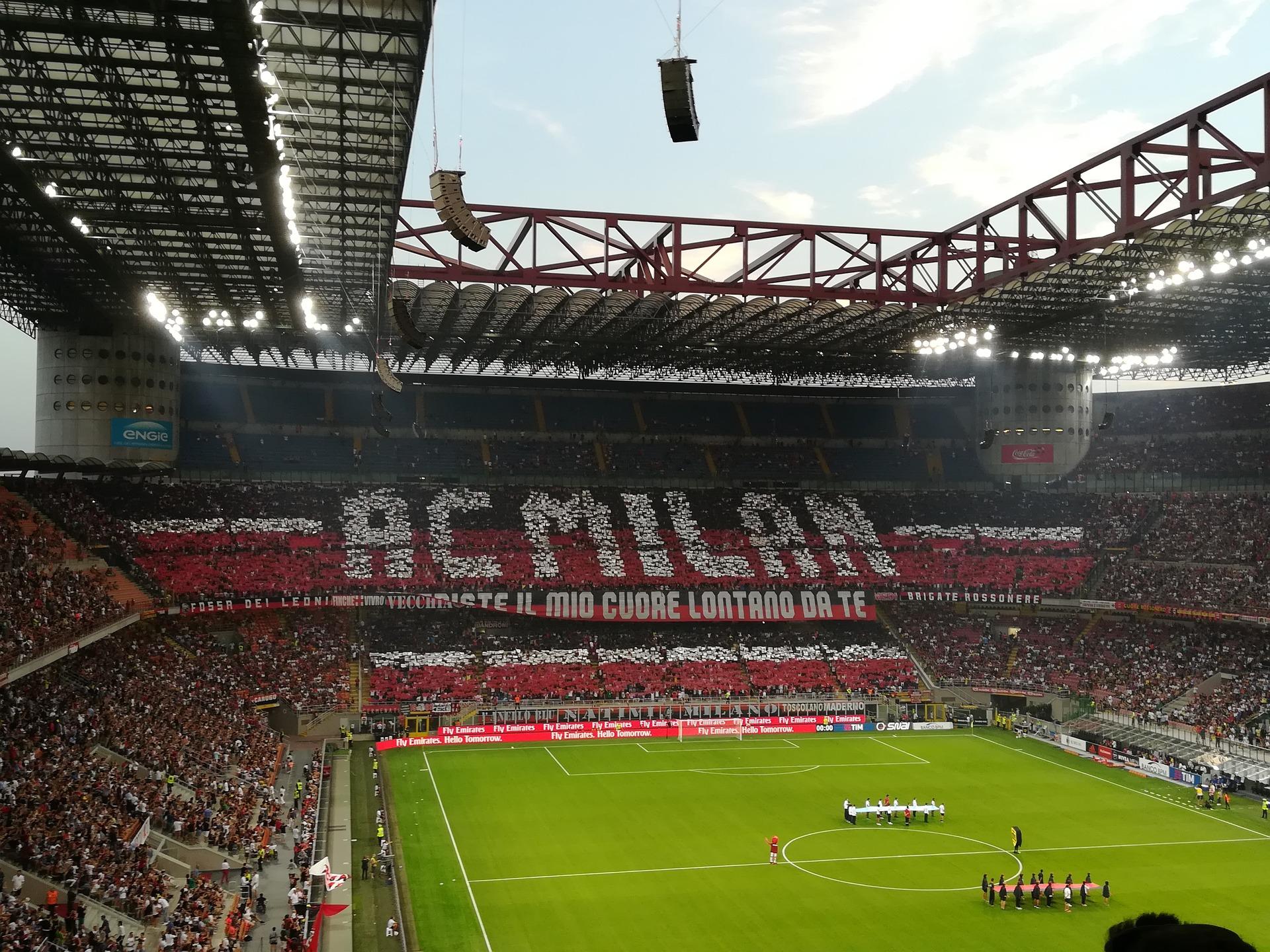 stadio AC Milan