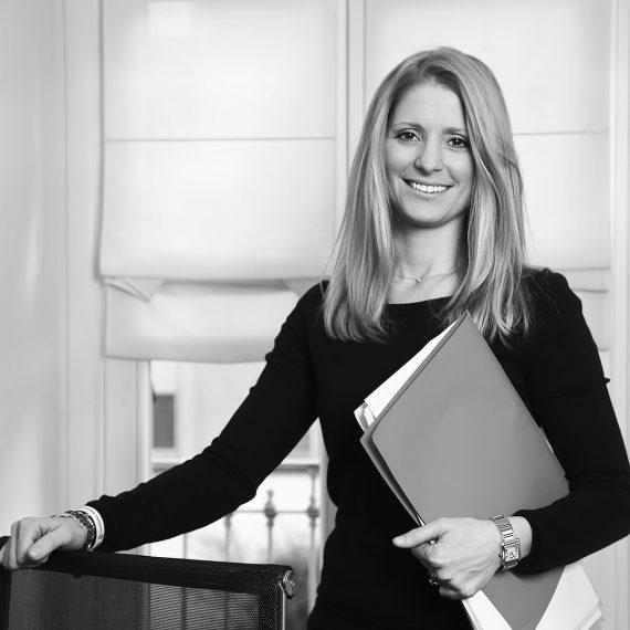 Sarah Jane Jucker, co-fondatrice e managing partner EPQ