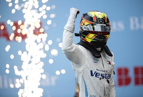 Stoffel Vandoorne Mercedes-EQ Round 4 winner ABB FIA Formula E World Championship