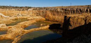 industria mineraria oro