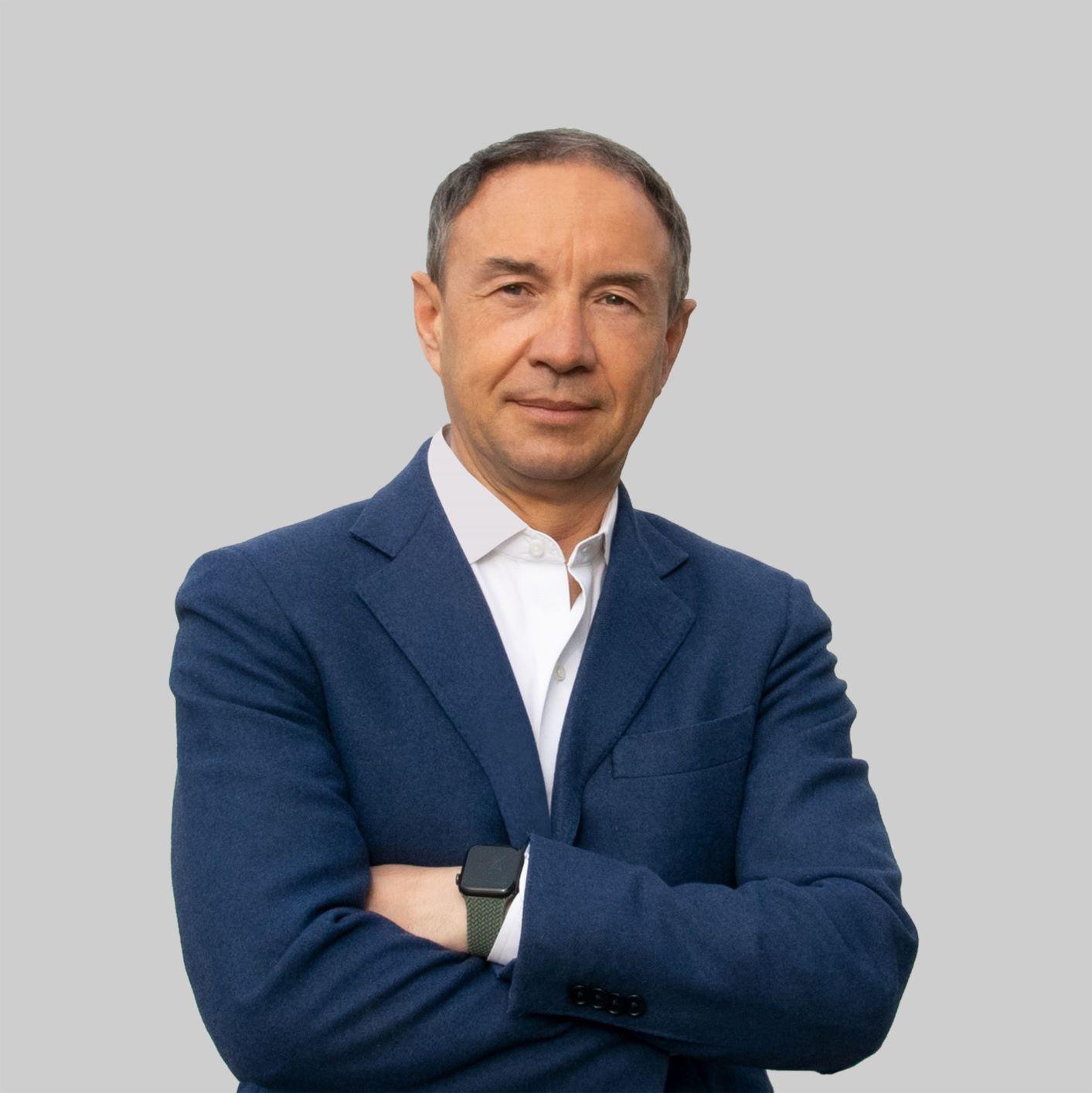 Carlo Bertolino Direttore Marketing e dei progetti CSR di Cuki Cofresco