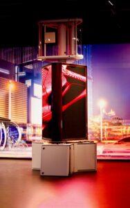 Smart tower Calzavara Labs