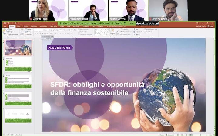 Finanza sostenibile_ nuova normativa SFDR