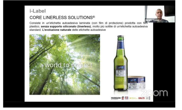 Core Linerless Solutions