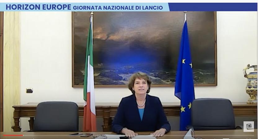 Maria Cristina Messa - Ministro, Ministero dell'Università e della Ricerca