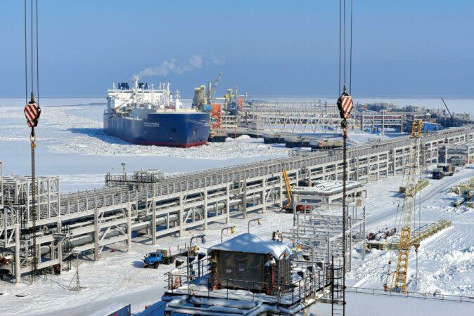 TotalEnergies e Novatek insieme per riduzione emissioni da Gnl
