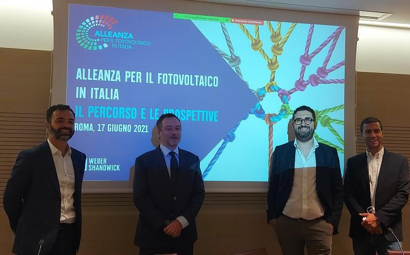 Evento Alleanza per il fotovoltaico 17-06-2021