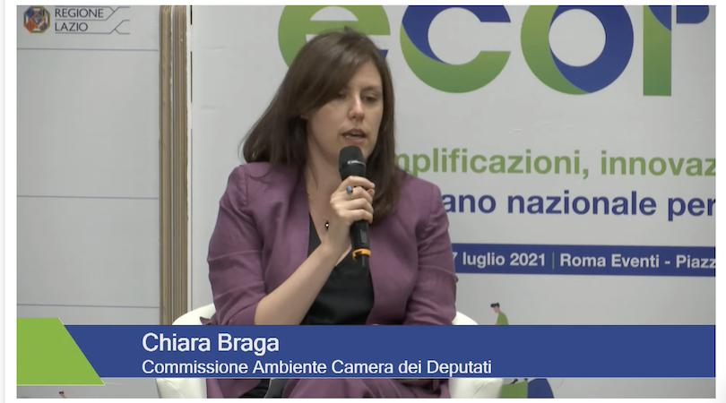Chiara Braga_Commissione Ambiente Camera