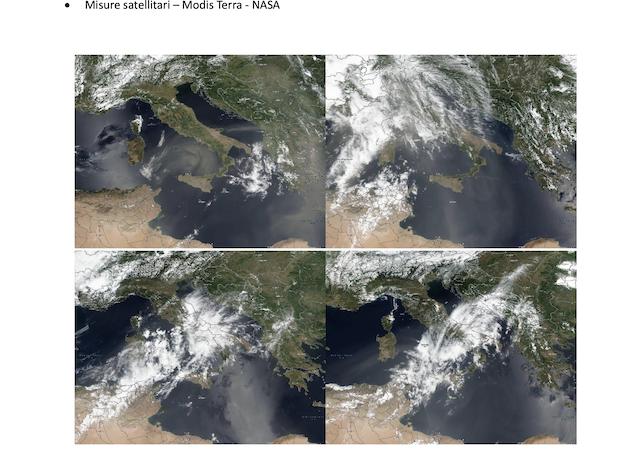 Misure satellitari