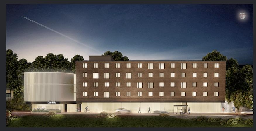 Nuovo campus della Franklin University Switzerland di Lugano