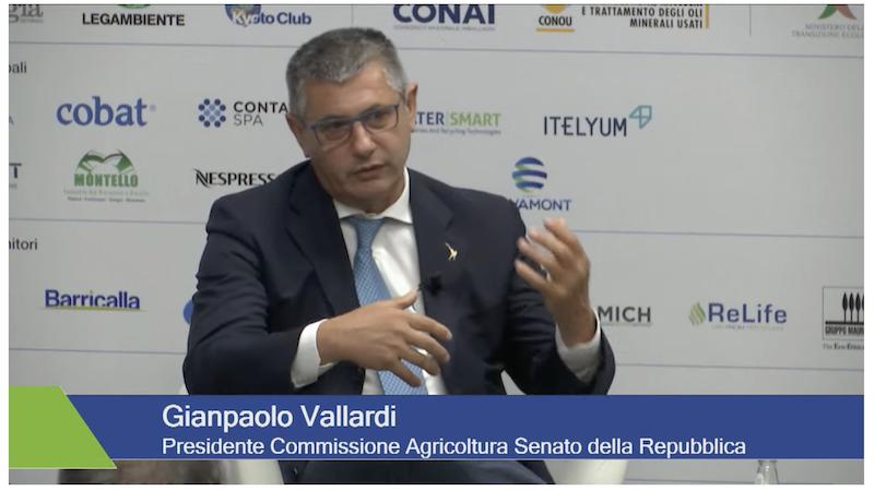Gianpaolo Vallardi_Commissione Agricoltura Senato