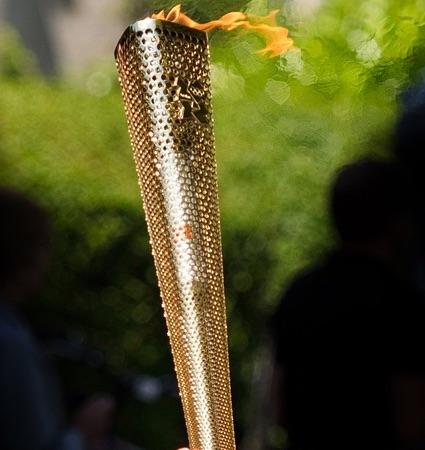 fiamma olimpica