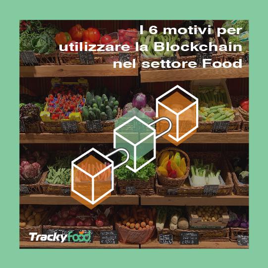 block chain food