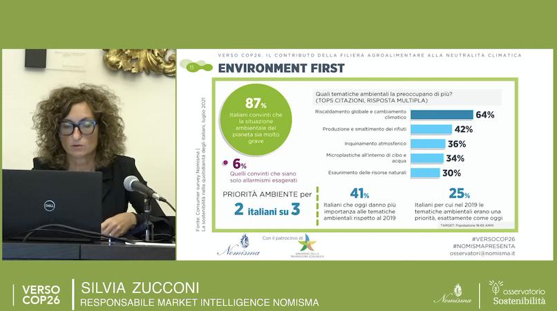 environment first
