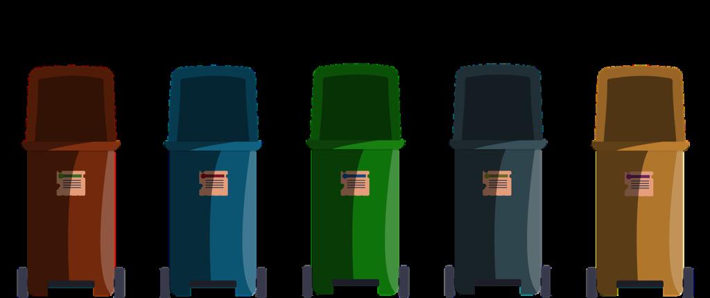 differenziata rifiuti