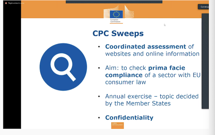 CPC Sweeps green claim
