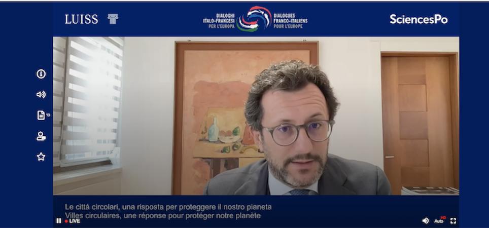Michele Crisostomo, presidente di Enel