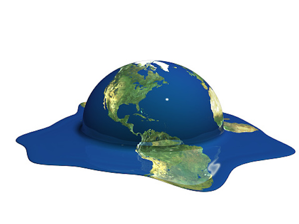 surriscaldamento globale Accordi di Parigi